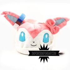 Pokemon Sylveon Sombrero Cosplay Hat Chapeau Cap Hut Gorra X y Nymphali 700