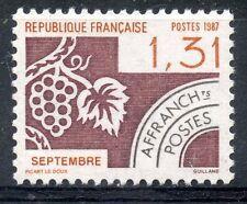 STAMP / TIMBRE FRANCE NEUF PREOBLITERE 194 ** LES MOIS DE L'ANNEE / SEPTEMBRE