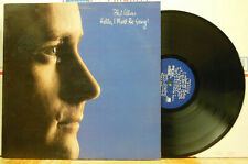 "Phil Collins ""Hello, I Must Be Going"". GF LP Record. EX"