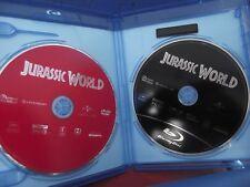 Jurassic World Blu-ray/DVD  2015, 2-Disc Set