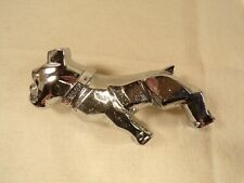 Vintage Chrome Mack Truck Chrome Trim Bulldog Emblem Ornament 1950s?