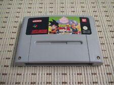 Dragon Ball Z Ultimate Menace Dragonball para Super Nintendo SNES