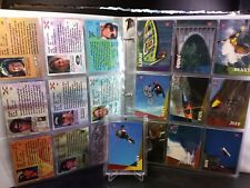 1994 Generation Extreme Sports Complete 150 Card Set Tony Hawk Rookie X-Games