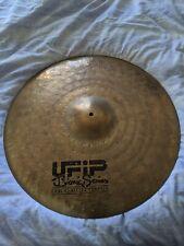 "UFIP 22"" Bionic Series Ride Cymbal 3484g"