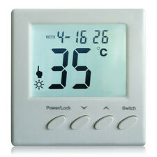 LCD Display Programmable Heating Temperature Controller Room Digital Thermostat