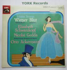 SXDW 3042 - STRAUSS - Wiener Blur ACKERMANN / SCHWARZKOPF - Ex Double LP Record