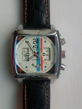 New watch sailing antique vintage race stripes fighter pilot   gift unisex