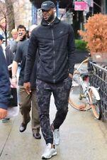 Nike Men's Tech Fleece Blue Grey Camo Cuffed Joggers Sweat Pants 682852 451 Sz S