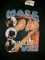 Mase Vintage RaP Hip-Hop T-Shirt Bad Boy Records Notorious BIG Reprint DD168