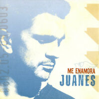 Juanes ‎CD Single Me Enamora - Europe (EX/EX+)