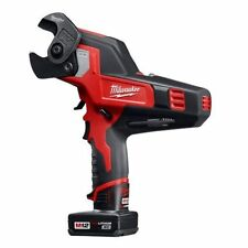 NEW MILWAUKEE 2472-21XC M12 12 VOLT CABLE CUTTER TOOL KIT CORDLESS SALE PRICE