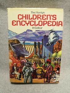 The Hamlyn Children's Encyclopedia in Colour - 1981