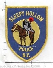 New York - Sleepy Hollow NY Police Dept Patch