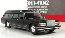 DeAgostini 1:43 Soviet limousine ZIL-41042 ambulance cars USSR