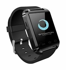 Brigmton Bwatch-bt2 smartwatch Bluetooth negro