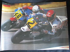 Poster Rothmans Honda NS500 #2 Randy Mamola (USA) (Folded)