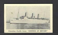 MURRAY - STEAM SHIPS - #5 EMPRESS OF BRITAIN