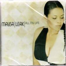 MAYSA LEAK All My Life NEW SEALED CLASSIC SMOOTH SOUL CD (EXPANSION) MODERN R&B