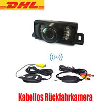 2.4 G Kabellos Rückfahrkamera NACHTSICHT +Funk Sender Auto KFZ Kamera Car Camera