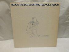 "JETHRO TULL ""REPEAT-THE BEST OF JETHRO TULL VOL II"" 1977 LP"