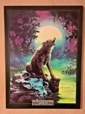 The Werewolf of Fever Swamp Limited Edition Lithograph Goosebumps #14