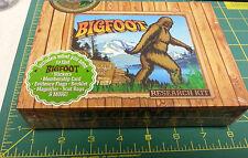 Bigfoot Research Kit - Box filled with Big foot research goodies! New ! Fun item