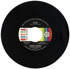"Johnny Caswell ""I.O.U."" Soul del norte"
