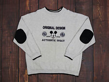 Vintage 90 s gris Disney Mickey Mouse Sweat Rave Festival Indie Top