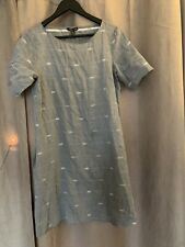 Eileen Fisher Cotton Summer Dress Size S