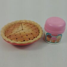 Fisher Price Fun With Food Pie Surprise Dessert - Not Complete - Vintage