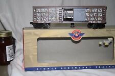 1999 Lionel 19867 PWC 3434 Operating Poultry Dispatch Car
