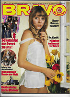 BRAVO Nr.17 vom 17.4.1975 Barry Manilow, Fox, the Sweet, T.Rex, Christian Anders