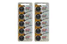 Maxell CR2025 2025 3V Coin Cell Battery x 10pcs Made in Japan