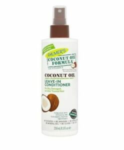 Palmer's Coconut Oil Formula  Strengthening Leave In Conditioner 250ml FREE P&P
