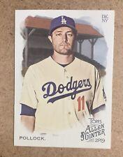 A.J. Pollock 2019 Topps Allen & Ginter #234 Los Angeles Dodgers Baseball Card