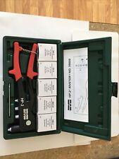 New Marson Hand Rivet Kit #39001.