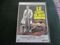"""DVD NEUF """"LE CORPS DE MON ENNEMI"""" Jean-Paul BELMONDO, Marie-France PISIER"""