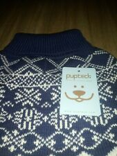 New listing PupTech lot of 2 Doggy Sweaters size Medium Very Cute
