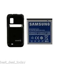 Samsung Extended Life Battery And Door For Fascinate Sch-I500 2200mah Verizon