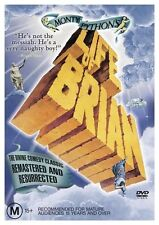 Monty Python's Life Of Brian (DVD, 2010) John Cleese, Eric Idle, Terry Jones