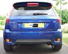 Zunsport Ford Fiesta Mk6 ST ST150 Stainless Steel Rear Bumper Grille Insert