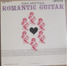 TONY MOTTOLA, ROMANTIC GUITAR - COMMAND LP