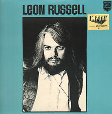 LEON RUSSELL - LEON RUSSELL (1970 VINYL LP GERMANY)
