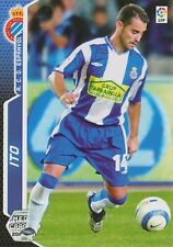 N°153 ITO # RCD.ESPANYOL TRADING CARD PANINI MEGACRACKS LIGA 2006