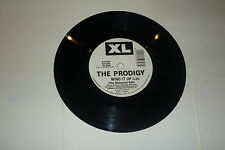"""THE PRODIGY - We are the Ruffest - 1993 UK XL Recordings 2-track 7"""" Single"""