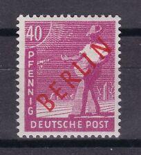 Briefmarken aus Berlin (1949-1990) als Einzelmarke mit Altsignatur