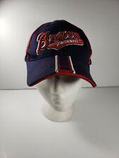 MILB Gwinnett Braves Hat Baseball Cap Minor League