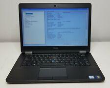 New listing Dell Latitude E5470 Core i7-6820Hq 2.70Ghz 8Gb Ram 128Gb M.2 Ssd Pop!_Os Linux