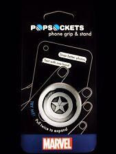 Authentic PopSockets Marvel Captain America PopSocket Pop Socket Phone Grip