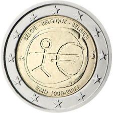 2 €  Belgien  2009 - 10 J.WWU - STG